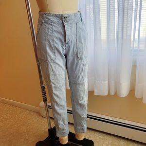Free People Utility Pants
